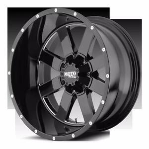 BRAND NEW!!20x12 MOTO METAL 962 IN STOCK--DODGE, FORD, CHEVY,GMC, JEEP--$1550