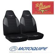 RM Williams Seat Covers