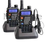 Dual Band Handheld Radio