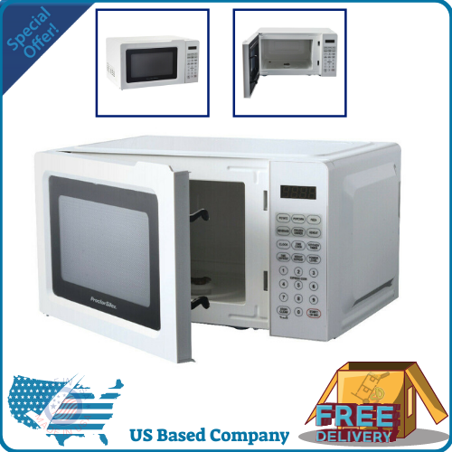 digital kitchen microwave oven home office led