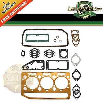 747166m91 New Massey Ferguson Tractor Top Gasket Set 35 50 202 203 204 205