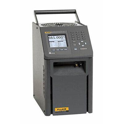Fluke Calibration 9173-dw-156 Field Dry-well Metrology Temp Calibrator