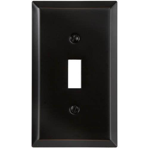 Oil Rubbed Bronze Switch Plate Ebay