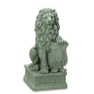 Garden By The Bay Baby Sculpture lion statue | ebay