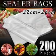 Vacuum Food Saver Bags