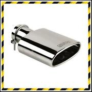 Oval Exhaust Tip