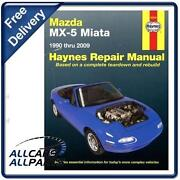 MX5 Workshop Manual