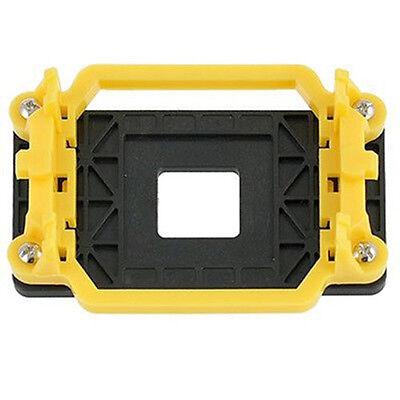 Yellow Retention Bracket for AMD Socket FM1 FM2