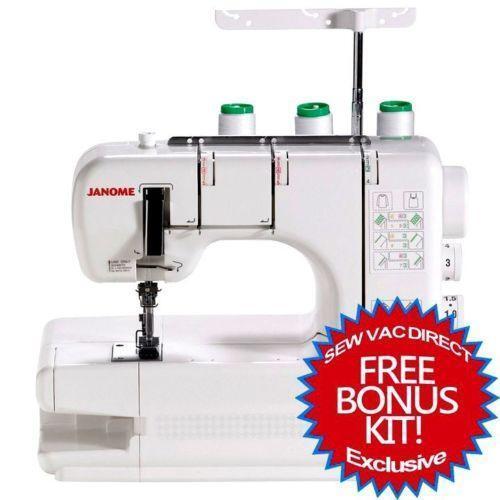 singer coverstitch sewing machine