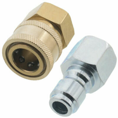 38 Quick Connect Fittings For Pressure Washer Hose New Top Quality Female Male