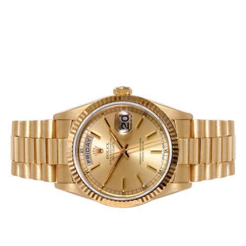 Rolex Gold