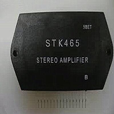 1pcslot  Stk465  Stk-465  Stk 465  Zip-16 Audio Power Amplifier Module
