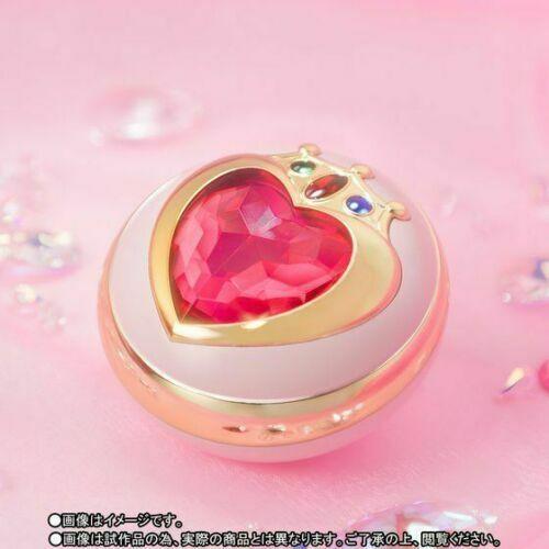 Bandai Tamashii Sailor Chibi Moon Prism Heart Compact Proplica Prop Replica USA