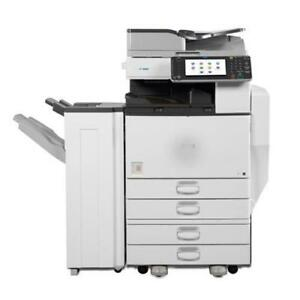 LEASE 2 OWN ONLY $56/m -11x17 A3 Ricoh MP 4002 Black and White Multifunction Printer Color Scanner LOWSET PRICE PRINTERS