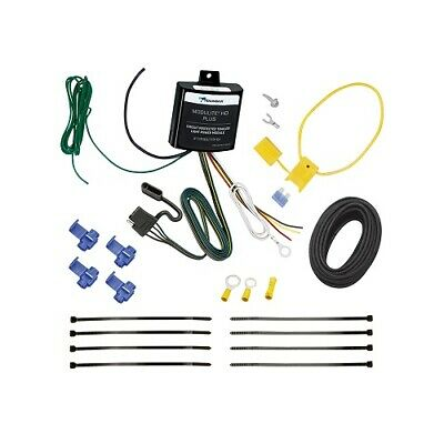 Recommended Universal Trailer Wiring Kit For 00-06 BMW X5 All Styles (Splice)