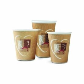 12oz garda embossed hot drinks cup