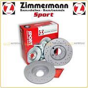 Zimmermann Bremsscheiben