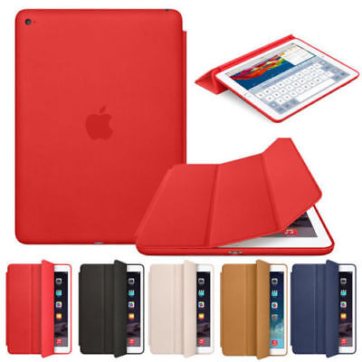 2017 Luxury Leather Smart Cover Case For iPad Pro 10.5 9.7 Air iPad 234 Mini 4