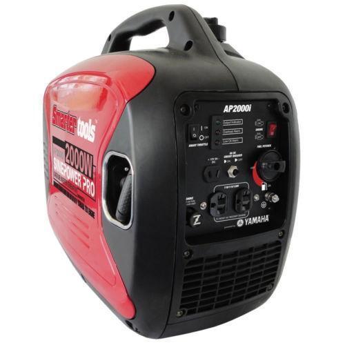 Yamaha generator 2000 ebay for Yamaha inverter generator vs honda