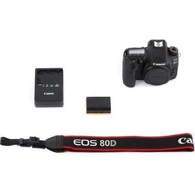 Купить Canon 80D - Canon EOS 80D DSLR Camera (Body) Brand New