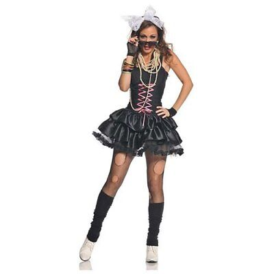 Underwraps Awesome - 80's Adult Female Costume