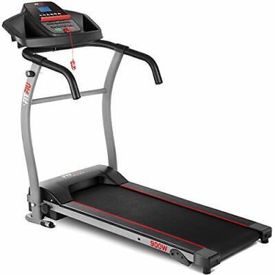 FITFIU Fitness MC 100 Cinta de Correr Eléctrica Plegable silenciosa (900W)