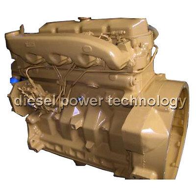 John Deere 4239 Remanufactured Diesel Engine Extended Long Block