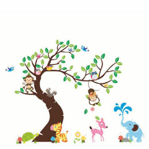 BRAND NEW: Removable nursery tree wall decal for sale