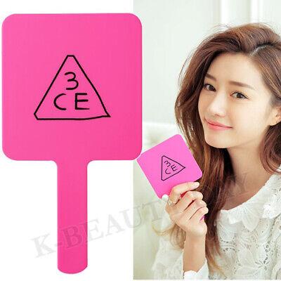3CE Mini Hand Mirror #Pink / Makeup Tool stylenanda Made in korea