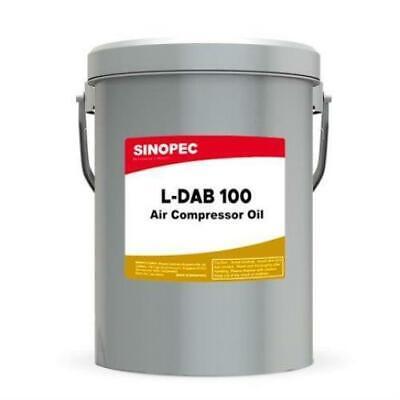 Air Compressor Oil Iso 100 Sae 30 - 5 Gallon 18 Liter
