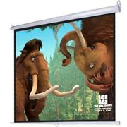 Wall Mount Projector Screen