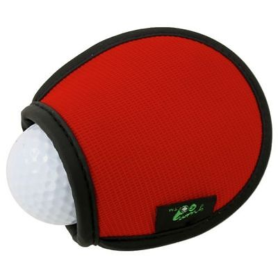 New Red Green Go Golf Ball Pocket Ball Washer