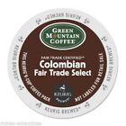 Green Mountain Fairtrade Coffee Pods & K-Cups