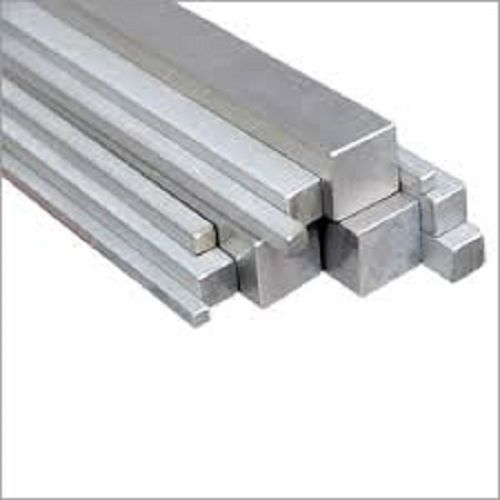 """Alloy 304 Stainless Steel Square Bar - 5/8"""" x 5/8"""" x 12"""""""
