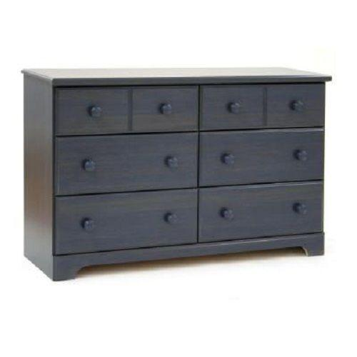 Bedroom Dressers. Dressers   New  Used  White  IKEA  Black  Knobs   eBay