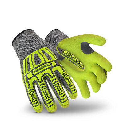 Hexarmor Rig Lizard 2090x Work Gloves Padded Protection-s-xl