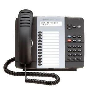 NEW Mitel 5312 IP Phone - Dual Line - Backlit - Ethernet Connection