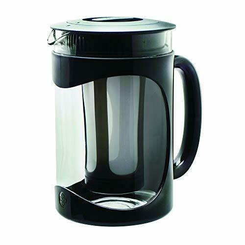 Primula Burke Cold Brew Iced Coffee Maker - Glass Carafe 1.6