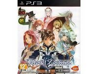 PS3 Tales Of Zestiria (Japanese Version) 20th Anniversary Tales Edition