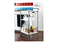 Ikea Bygal trolley, boxed never used