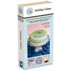 Cricut Holiday Cakes Cartridge - $45
