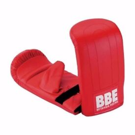 BBE Club - Boxing Bag Gloves - Large - (Refurb 3 Month RTB Warranty) BBE003