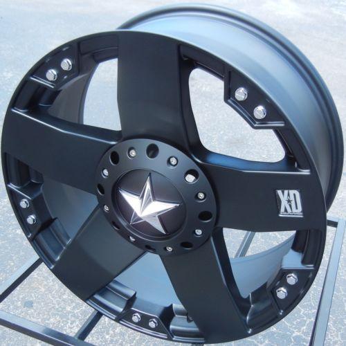 dodge ram xd wheels ebay. Black Bedroom Furniture Sets. Home Design Ideas