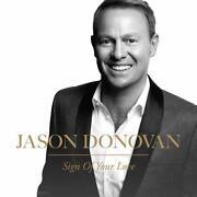 Jason Donovan CD
