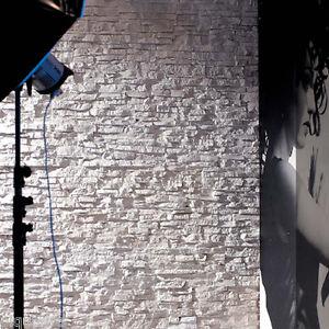 Rivestimento interno esterno in pietra ricostruita for Rivestimento parete leroy merlin