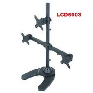 Weekly promotion! TygerClaw LCD6003 Triple-Arm Monitor Desk Mount $129(was$250)
