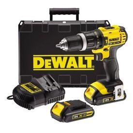 Dewalt dcd785c2 18v lithium ion combi drill
