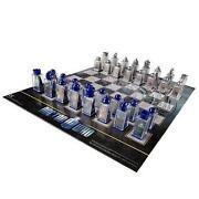 Dr Who Chess Set