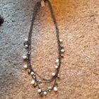 Chico's Gray Fashion Jewelry