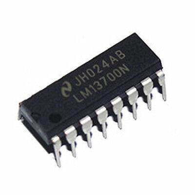 5pcs  Lm13700n  Lm13700  Dip-16  Operational Amplifier